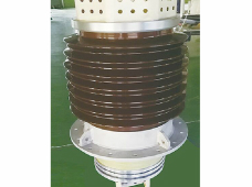 High current transformer bushing 31500A and below